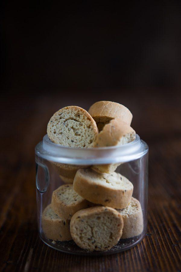Smakbyn - Cardamom biscuits