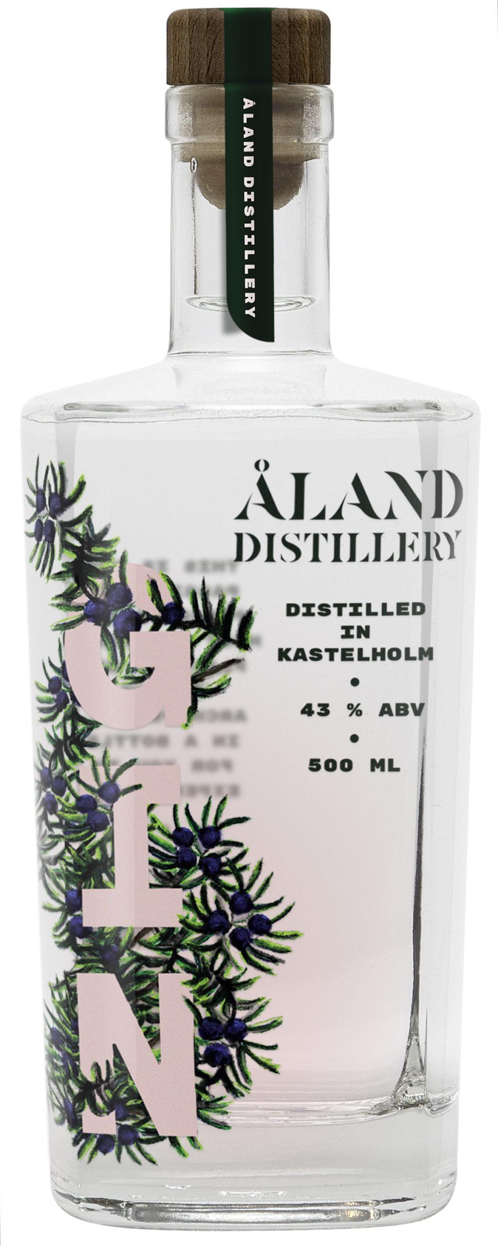 Smakbyn - Åland Distillery Gin